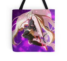 Lucky Chloe Ready to Battle! Tote Bag