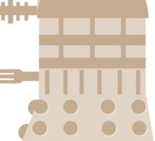 EXTERMINATE! Sticker