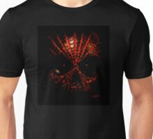 WEB HEAD SKULL Unisex T-Shirt
