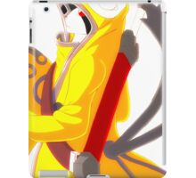 Juubei the Teacher and Great Hero iPad Case/Skin