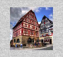 St. George's Fountain Rothenburg Unisex T-Shirt