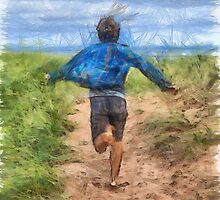 Running Wild Running Free PEI by Edward Fielding