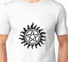 T-shirt Supernatural Anti-Possession Unisex T-Shirt