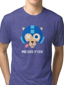 Mega Fox Tri-blend T-Shirt