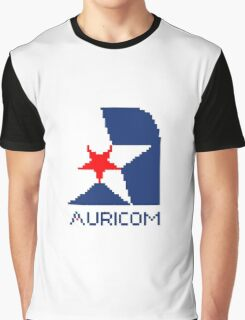 Auricom - Wipeout Graphic T-Shirt