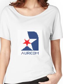 Auricom - Wipeout Women's Relaxed Fit T-Shirt