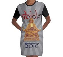 Abide 2016 Graphic T-Shirt Dress