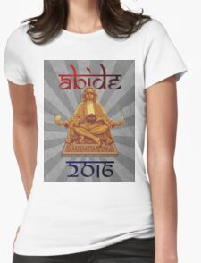 Abide 2016 Womens Fitted T-Shirt