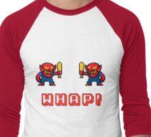 Whap Goblin Men's Baseball ¾ T-Shirt