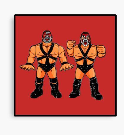 Hasbro Demolition Canvas Print