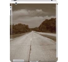 Route 66 - Missouri Concrete Highway iPad Case/Skin