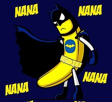 Banana Batman Parody by cpotter