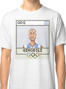 Manu Ginobili Classic T-Shirt