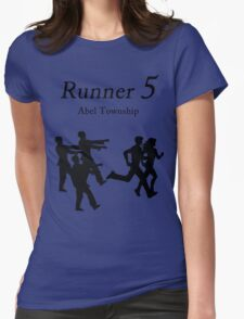 Zombies, Run!  Womens Fitted T-Shirt