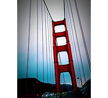Golden Gate Bridge, San Francisco  Photographic Print