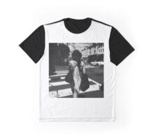 Black & White, Washington DC Graphic T-Shirt