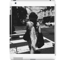 Black & White, Washington DC iPad Case/Skin
