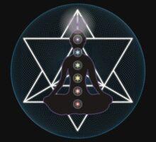 Meditate Yoga Chakras by gyenayme