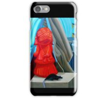 The Orange Girl and The Rat iPhone Case/Skin