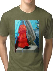 The Orange Girl and The Rat Tri-blend T-Shirt