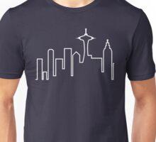 Seattle Skyline (Frasier) Unisex T-Shirt