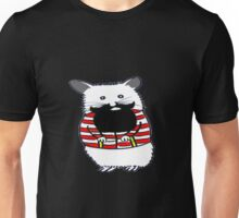 Nick the hipster Unisex T-Shirt