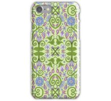 Garden Symmetry iPhone Case/Skin