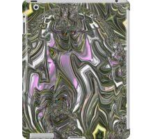Purple Ribbon iPad Case/Skin