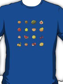 Pixel Fruits Set 1 T-Shirt