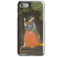 Indian Miniature iPhone Case/Skin