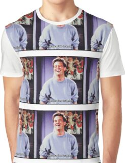 nervous fake laughter Graphic T-Shirt