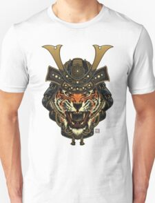 Samurai Tiger Unisex T-Shirt
