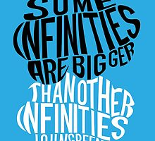 TFIOS - Infinity > Infinity by saycheese14