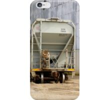 The OBVIOUS End Of The Line iPhone Case/Skin