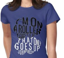 TFIOS - Roller Coaster Womens Fitted T-Shirt