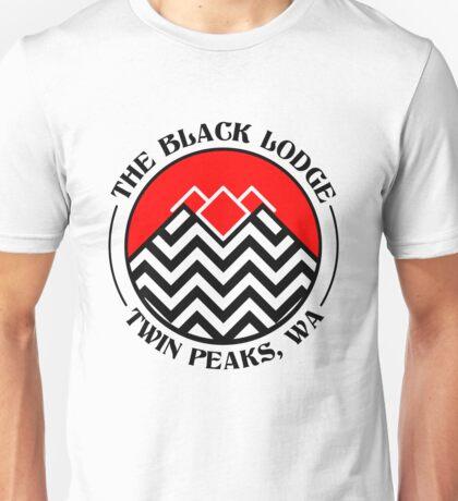 The Black Lodge Club - Twin Peaks Unisex T-Shirt
