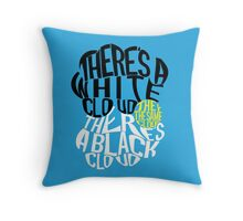 TFIOS Clouds Throw Pillow