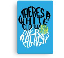 TFIOS Clouds Canvas Print