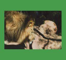 African Lion Kids Tee