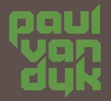 paul van dyk green One Piece - Short Sleeve