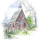 Brickendon Chapel by Muriel Sluce by Wendy Dyer
