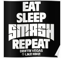 Dimitri Vegas Like Mike Smash Poster