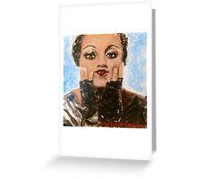 Nina Mae Greeting Card