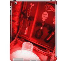 Steampunk Ladies Backpack 1.1 iPad Case/Skin