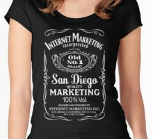 San Diego Quality Marketing IMI Women's Fitted Scoop T-Shirt