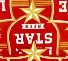 Lone Star Sticker