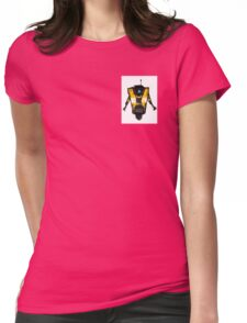 CL4P-TP Womens Fitted T-Shirt