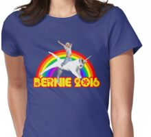 Bernie Unicat Womens Fitted T-Shirt