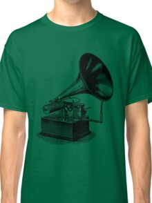 Vintage Phonograph - Later Model Classic T-Shirt