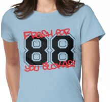 Fresh for '88 Womens Fitted T-Shirt